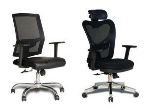 ghế văn phòng đỡ đau lưng