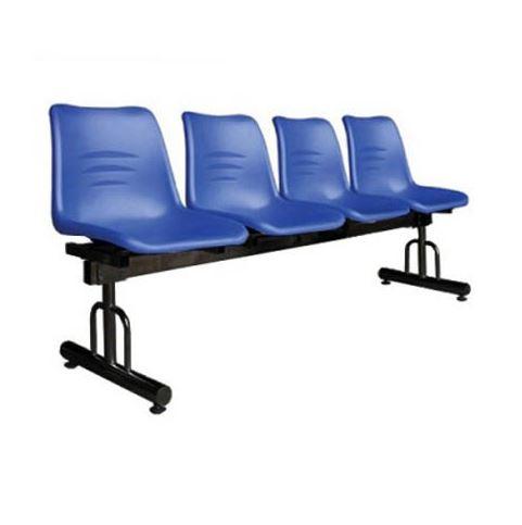 ghế băng chờ nhựa 4 chỗ
