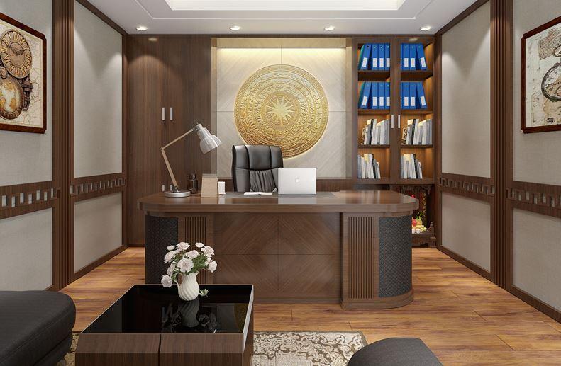 Thiết kế nội thất phòng giám đốc có ý nghĩa gì với doanh nghiệp?